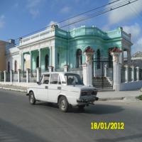 Un palacio del Arte en Caibarién