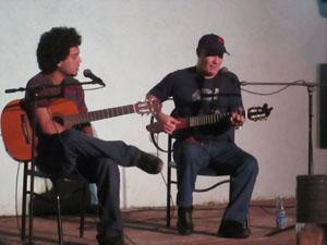 Concierto de Vicente Feliú en Caibarién por el evento Longina