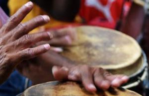 El idioma universal de los tambores