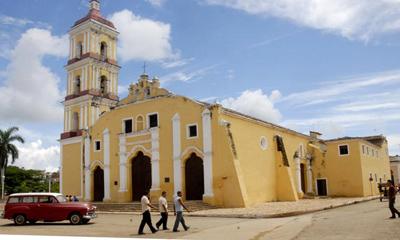 Presidió Machado Asamblea Solemne por 500 años de Remedios