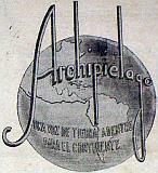 Portada revista Archipiélago, Caibarién